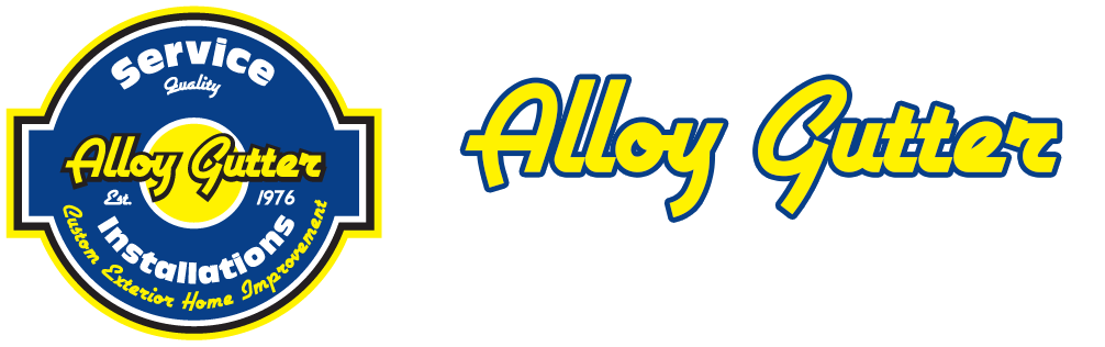 Alloy Gutter
